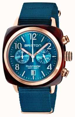 Briston Clubmaster Classic | Chronograph | 19140.PRA.T.31.NBD