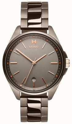 MVMT | Women's Coronada | Grey Ion-Plated Bracelet | Grey Dial 28000003-D