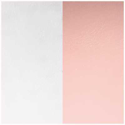 Les Georgettes 16mm Vinyl Insert   Earrings   Light Grey/Light Pink 703218284MP000