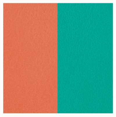 Les Georgettes 16mm Vinyl Insert   Earrings   Terracotta/Lagoon Blue 703218284DL000