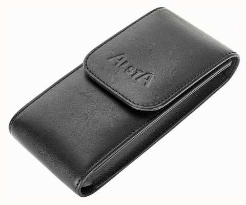 Alsta Italian Black Leather Storage Pouch Only ALSTA-POUCH
