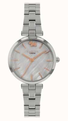Radley West View | Stainless Steel Bracelet | Silver Dial RY4509