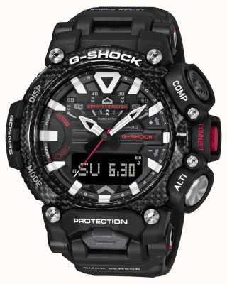 Casio G-SHOCK Gravitymaster | Carbon Core | Bluetooth| Black GR-B200-1AER