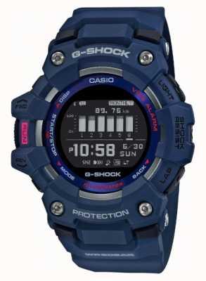 Casio G-SHOCK   G-SQUAD   Steptracker   Bluetooth   Blue GBD-100-2ER