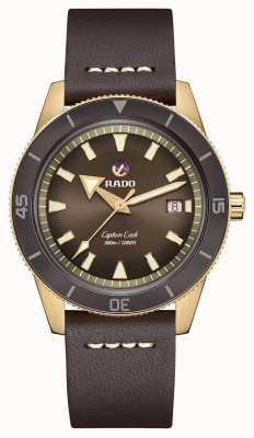 RADO XL 'Captain Cook' Automatic Bronze R32504306