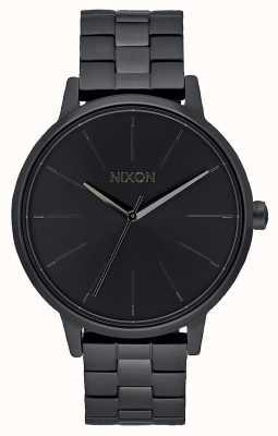 Nixon Kensington | All Black | Black IP Bracelet | Black Dial A099-001-00