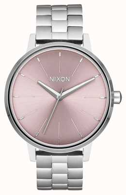 Nixon Kensington    Silver / Pale Lavender   Stainless Steel Dial A099-2878-00