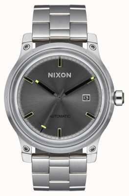 Nixon 5th Element   Black   Stainless Steel Bracelet   A1294-000-00