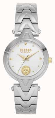 Versus Versace | Women's | V_Versus Forlanini | Stainless Steel Bracelet | Silver Dial | VSPVN0620