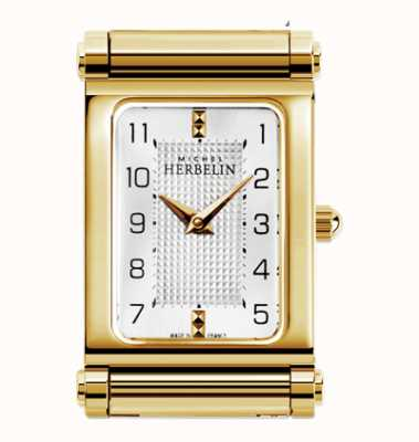 Michel Herbelin Antarès | Gold Plated Watch Face Only H.17048/P28