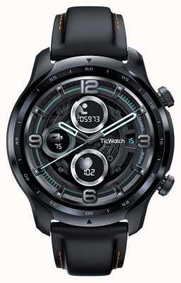TicWatch | Pro 3 GPS 4G LTE | Qualcomm 4100 Platform Smartwatch | 145099-WH11013