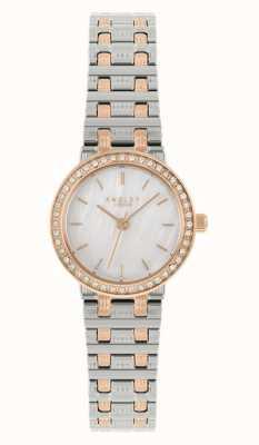 Radley | Women's | Two-Tone Steel Bracelet | Mother Of Pearl Dial | RY4565