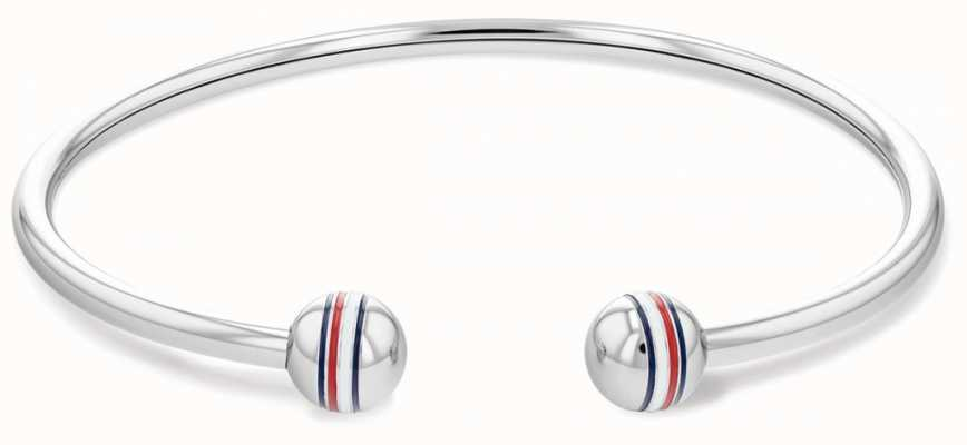Tommy Hilfiger Dress   Women's Stainless Steel Bangle 2780490