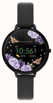 Reflex Active Series 3 Smart Watch | Black Strap RA03-2018