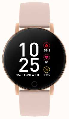 Reflex Active Series 5 Smart Watch | HR Monitor | Colour Touch Screen | Pink Strap RA05-2020