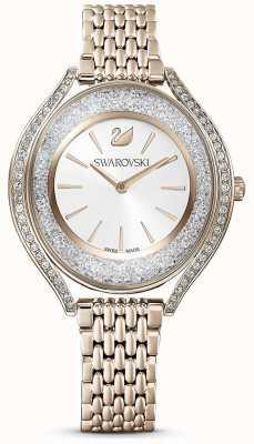 Swarovski | Crystalline Aura | Women's | Gold Stainless Steel Bracelet | White Dial | 5519456