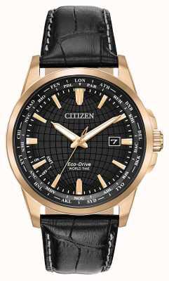Citizen Men's Eco-Drive World Timer WR50 BX1003-08E