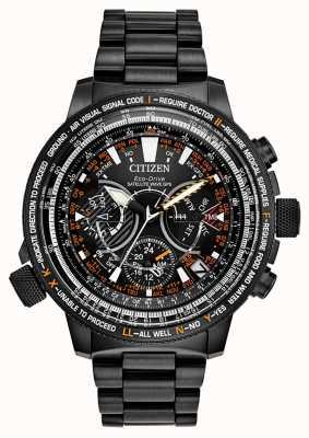 Citizen Men's Eco- Drive Satellite Wave GPS Limited Edition CC7015-55E