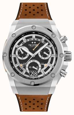 TW Steel Ace Genesis Limited Edition Chronograph Brown Strap ACE120